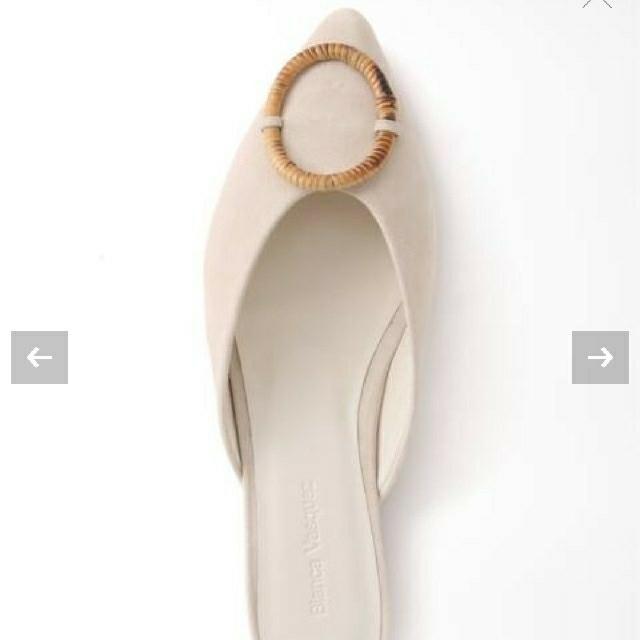 Noble(ノーブル)のNOBLE【BIANCA VASQUEZ】 フラットミュール レディースの靴/シューズ(ミュール)の商品写真