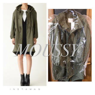 moussy - 即決値下げ!新品タグ付き♡MOUSSY/マウジー/モッズ ミリタリー コート