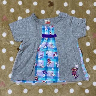 アンパンマン - アンパンマンキッズコレクションTシャツ 90センチ