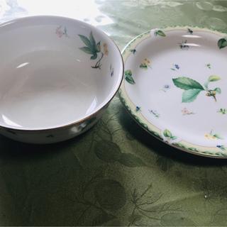 ナルミ(NARUMI)のNARUMIなるみ 大皿5枚とボウルのセット 美品(食器)