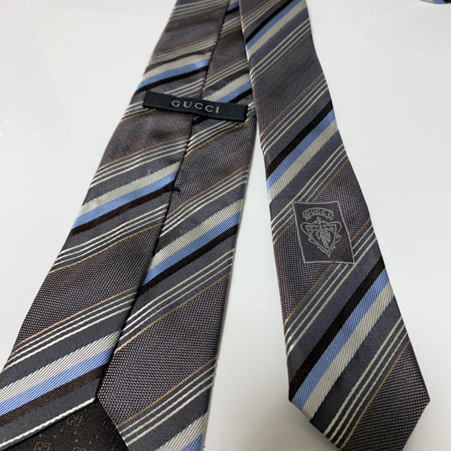 Gucci - GUCCI 紳士用ネクタイの通販