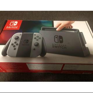 Nintendo Switch - Nintendo Switch JOY-CON グレー 本体 旧型