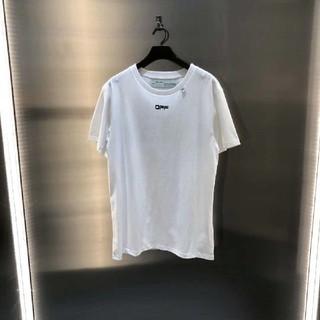 オフホワイト(OFF-WHITE)のOff-White 2020SS 白 ディシャツ T-Shirt  男女兼用  (Tシャツ/カットソー(半袖/袖なし))