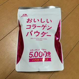 モリナガセイカ(森永製菓)のもりなが  おいしい コラーゲンパウダー(コラーゲン)
