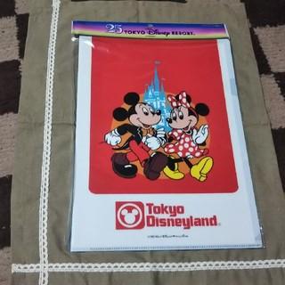 Disney - 文具*クリアファイル*ディズニーリゾート
