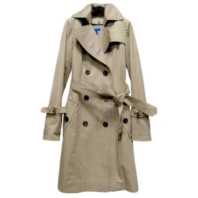 BURBERRY BLUE LABEL(バーバリーブルーレーベル)のライナー付き/トレンチコート レディースのジャケット/アウター(トレンチコート)の商品写真