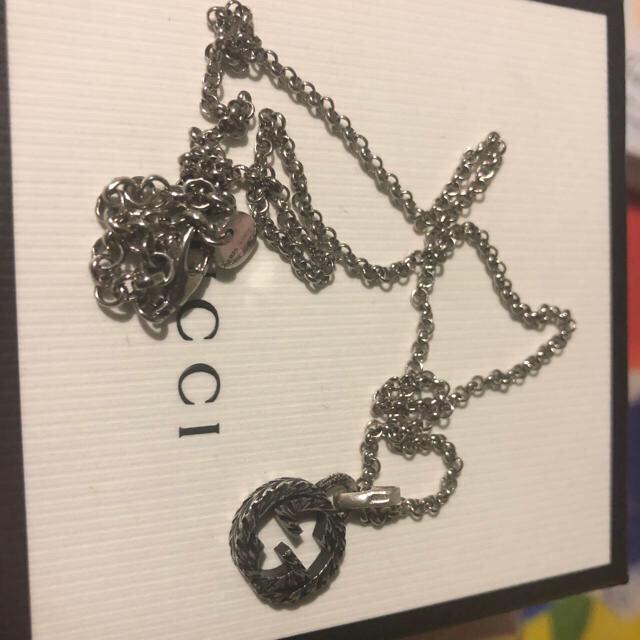 時計ネックレス偽物,Gucci-GUCCIインターロッキングGネックレスの通販