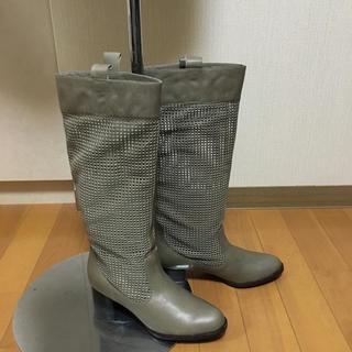 スコットクラブ(SCOT CLUB)のスコットクラブ Petit Maison ☆新品パンチングブーツ(ブーツ)