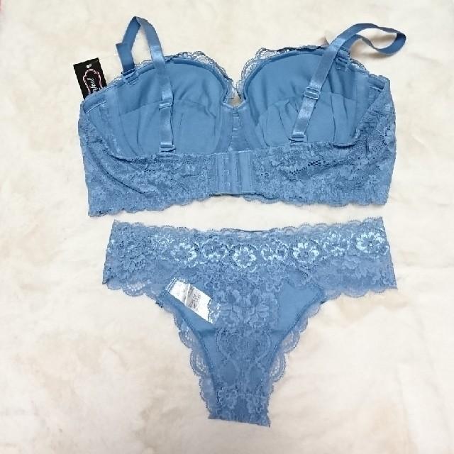 aimer feel(エメフィール)のブラ&ショーツ レディースの下着/アンダーウェア(ブラ&ショーツセット)の商品写真