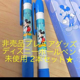 Disney - ディズニーボールペン非売品 ミッキー