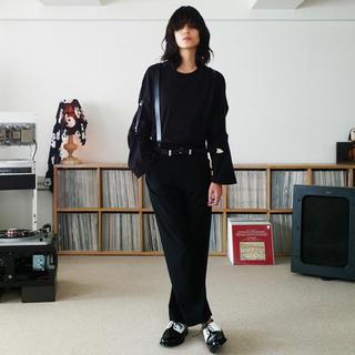 SUNSEA - 【完売品】SUNSEA 19SS TEKE TEKE PANTS