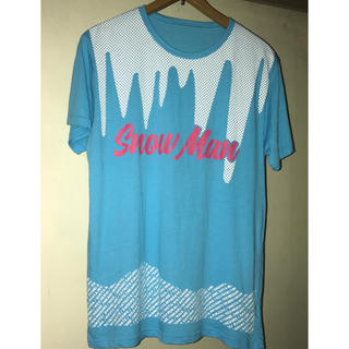 SnowMan Tシャツ