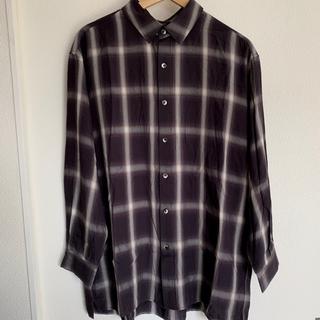 HARE - HARE チェックシャツ