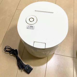 ムジルシリョウヒン(MUJI (無印良品))の無印良品 炊飯器 M-RC5AW(炊飯器)
