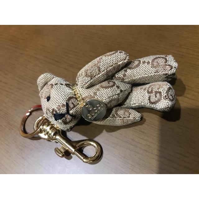 時計バセロンスーパーコピー,Gucci-GUCCIテディベアのキーリングのキーホルダーの通販