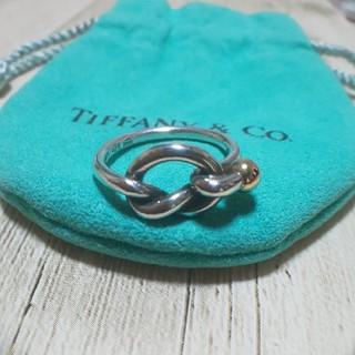 Tiffany & Co. - ティファニー フック&アイ リング