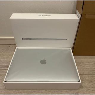 Mac (Apple) - Apple MacBook air 2018 ほぼ未使用 充電回数8回