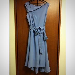 フレイアイディー(FRAY I.D)のフレイアイディー ワンピース  ドレス(ミディアムドレス)