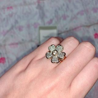 PonteVecchio - ポンテヴェキオ  ダイヤモンド 指輪 リング エンゲージ 婚約 ネックレスピアス