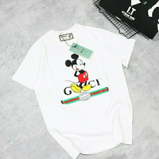 Gucci - GUCCIグッチ Tシャツ 半袖 男女兼用