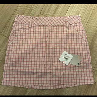 PUMA - 新品未使用 プーマゴルフ スカート