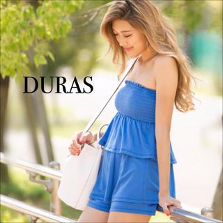 デュラス(DURAS)のDURAS シャーリング ベアトップス カットソー♡リップサービス リゼクシー(ベアトップ/チューブトップ)