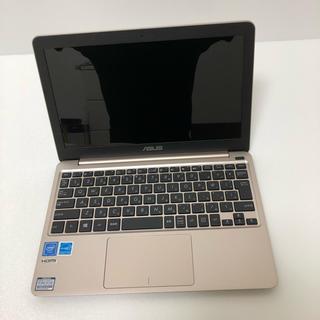 ASUS - ASUS VivoBook R209HA 11.6インチ 2GB/32GB