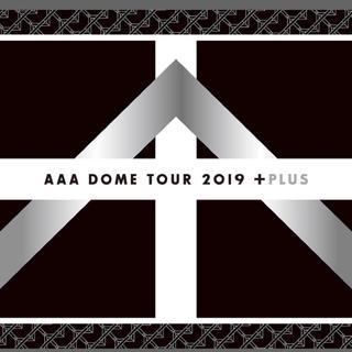 AAA - AAA DOME TOUR 2019 +PLUS (DVD3枚組)