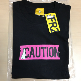 Supreme - タグ付き新品 FR2 bog logo Tシャツ
