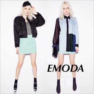 エモダ(EMODA)のEMODA 極美ライン タイト スカート♡リップサービス リエンダ ムルーア(ミニスカート)