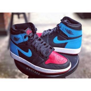 """NIKE - Nike Air Jordan 1 High OG WMNS """"UNC"""