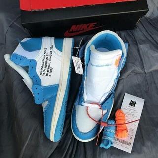 OFF-WHITE - NIKE x OFF-WHITE Air Jordan 1 UNC