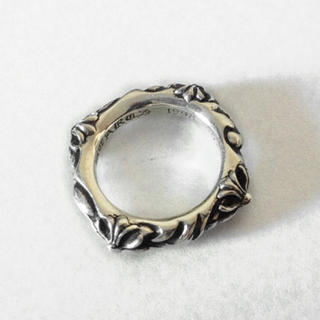 Chrome Hearts - CHROME HEARTS S.B.T silver ring リング