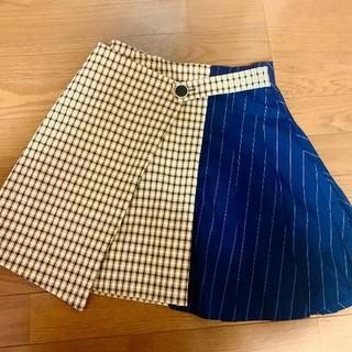 REDYAZEL - 美品!チェックのパンツスカート