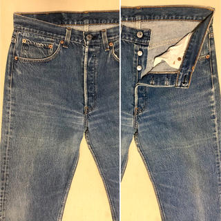 Levi's - Levi's 501 Made in USA Size W33 L40
