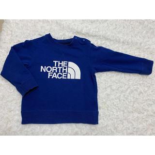 THE NORTH FACE - ノースフェイス キッズトレーナー