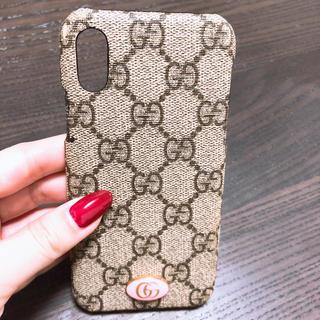 Gucci - iPhoneXケース