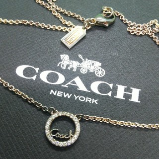 COACH - COACH コーチネックレス