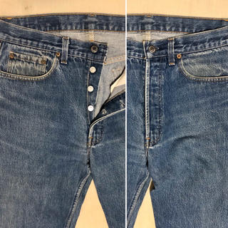 Levi's - Levi's 501 Made in USA Size W34 L38