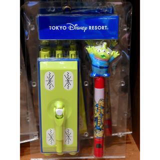 Disney - リトルグリーンメン フローリングワイパー