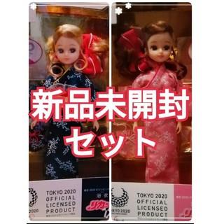 タカラトミー(Takara Tomy)のリカちゃん オリンピック パラリンピック 東京 2020(ぬいぐるみ/人形)
