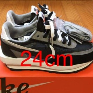 sacai - Nike LD Waffle Sacai Black Anthracite