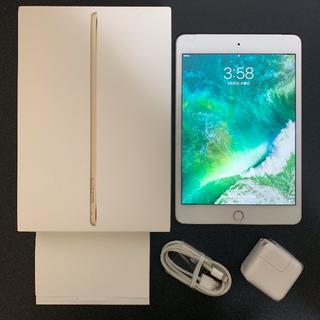 アップル(Apple)のiPad mini 4 Wi-Fi+Cellular 64GB SIMロックなし(タブレット)