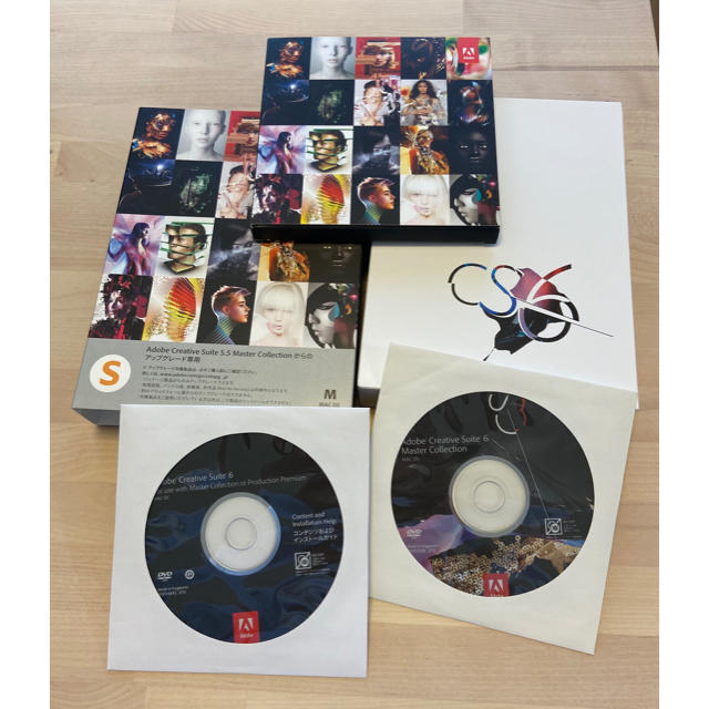 Adobe Creavive Suite 6 master collection スマホ/家電/カメラのPC/タブレット(その他)の商品写真