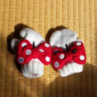ディズニー(Disney)のディズニー ミトン 手袋 新生児(手袋)