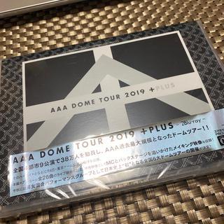 AAA - AAA DOME TOUR 2019 +PLUS Blu-ray