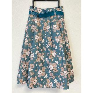 ダズリン(dazzlin)のダズリン オーガストガーデンスカート(ひざ丈スカート)