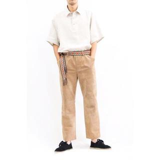 URU TOKYO LINEN S/S SHIRTS(Tシャツ/カットソー(半袖/袖なし))