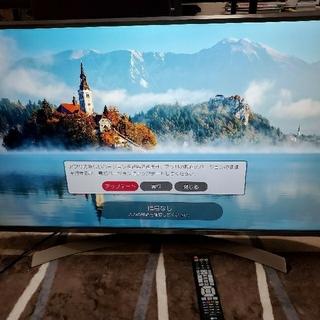 LG 4Kテレビ 43UJ6500 2017年12月製造