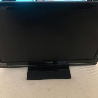AQUOS - シャープ AQUOS LC-24K7 テレビ
